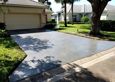 Concrete paving services in Marco Island, Collier County