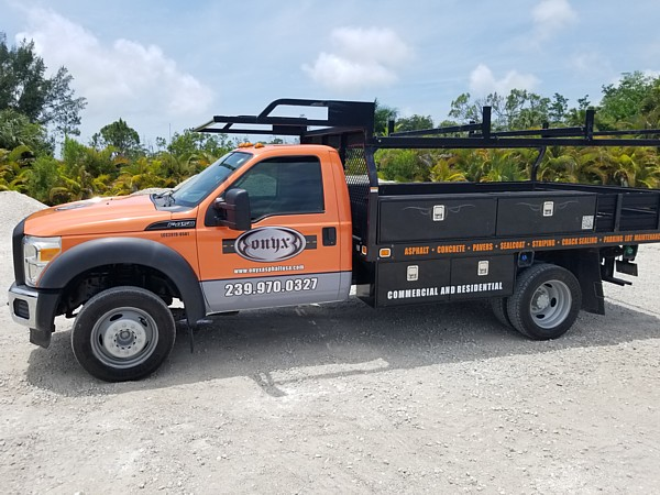 Onyx Asphalt Paving, Concrete, Pavers Contractor in Estero, Lee County